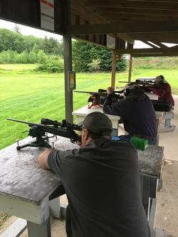 100 YARD RIFLE BENCH REST MATCHES! - Franklin County Sportsmen's Club
